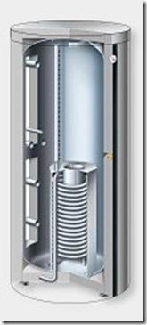 Viessmann cylinder