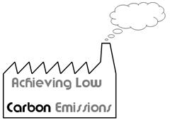 Achieving low carbon emissions