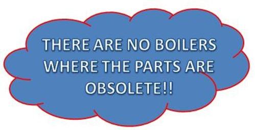 Obsolete boilers